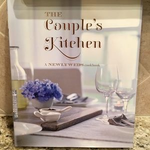 Other - The Couple's Kitchen - Recipe Book - BRAND NEW